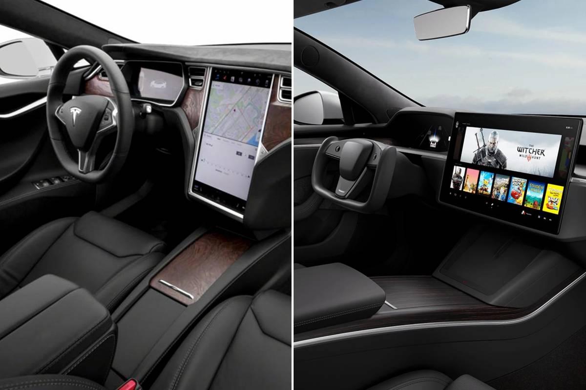 Tesla Model S Refresh 2021 Interior