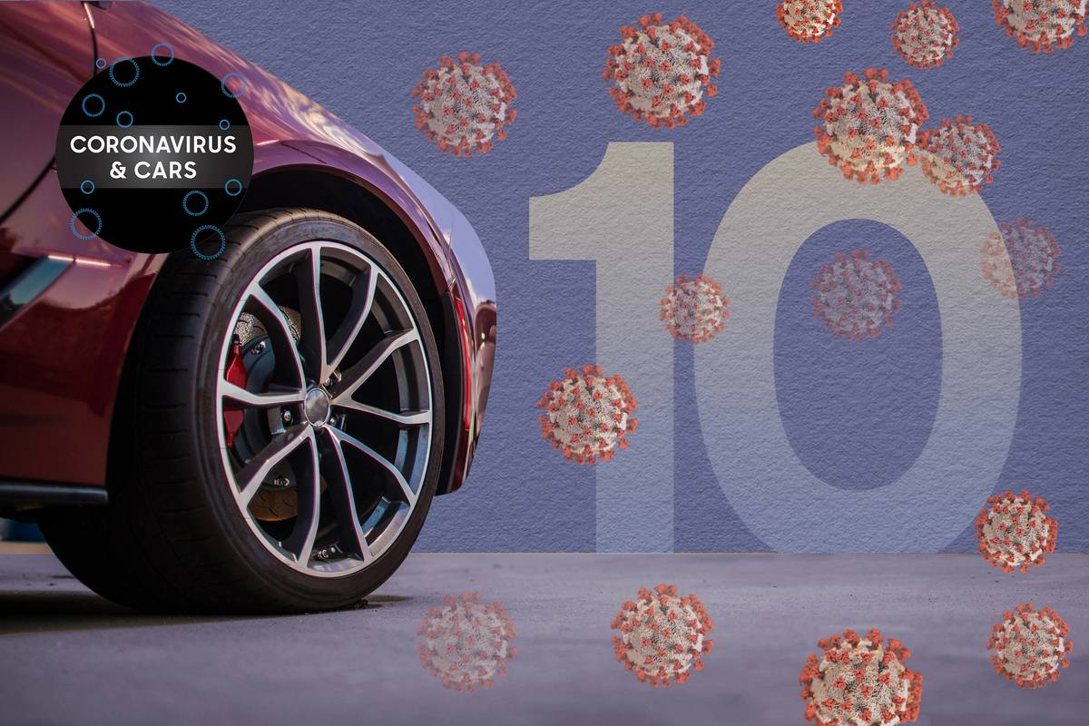 10 Biggest Coronavirus Advice Stories for Car Shoppers and Owners