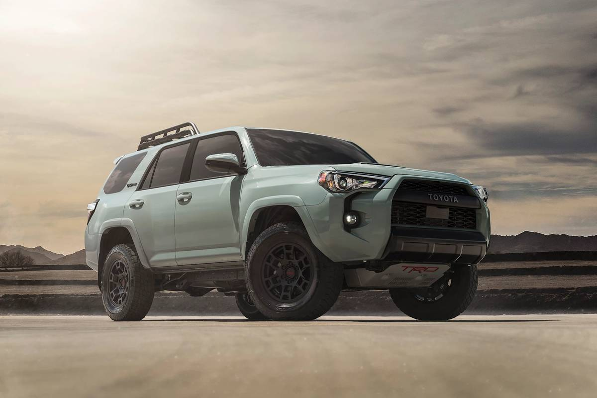 Toyota 4Runner: Which Should You Buy, 2020 or 2021?