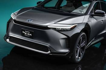Toyota's All-Electric bZ4X Concept Launches 'Beyond Zero' Brand