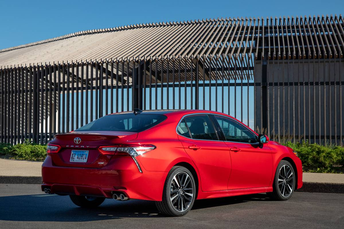 2019 2020 Toyota Camry Everything You Need To Know News Cars Com