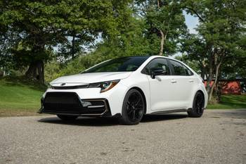 2021 Toyota Corolla Apex Edition: 4 Things We Like and 4 Things We Don't