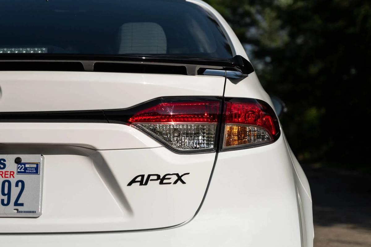 2021 Toyota Corolla Apex Edition Test-Drive Video: More Athleisure Than Sports Sedan