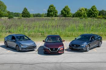 What's the Best Compact Sedan?