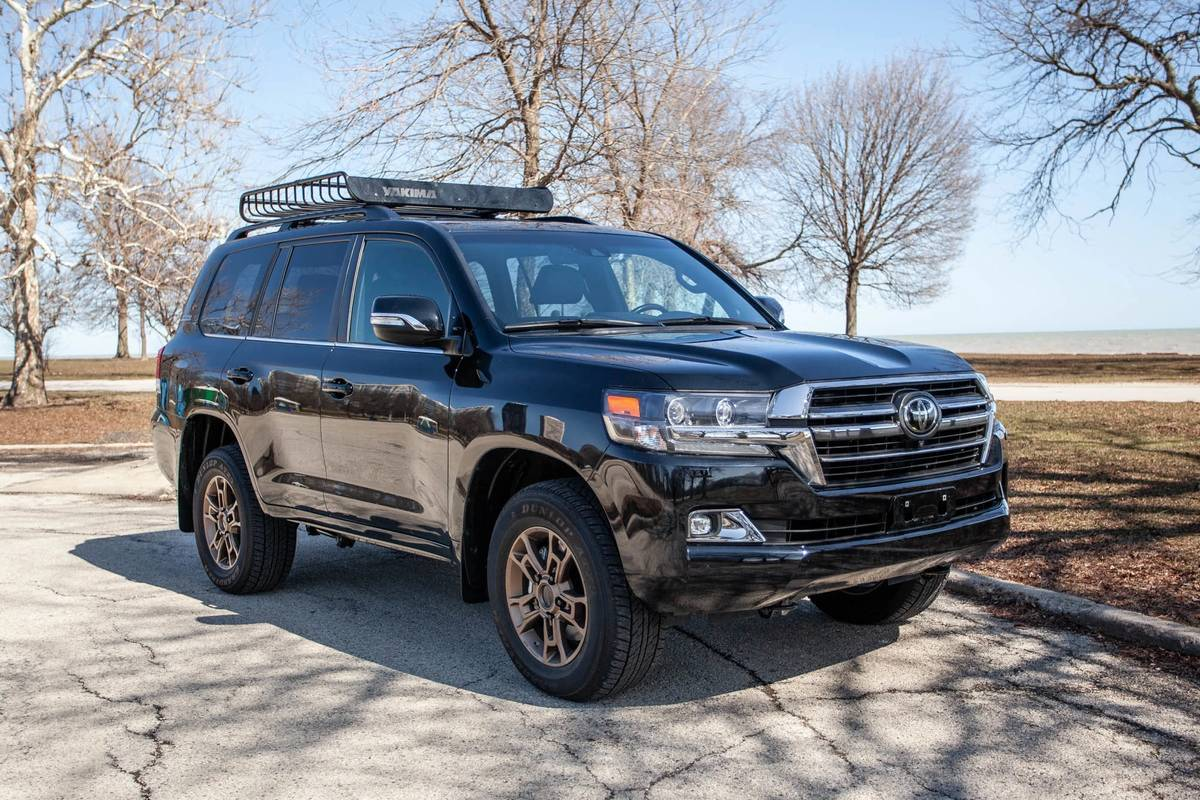 2021 Toyota Land Cruiser Heritage Edition Review: Right Place, Wrong Timing
