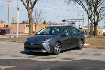 2021 Toyota Prius Review: High Mileage, for a Price
