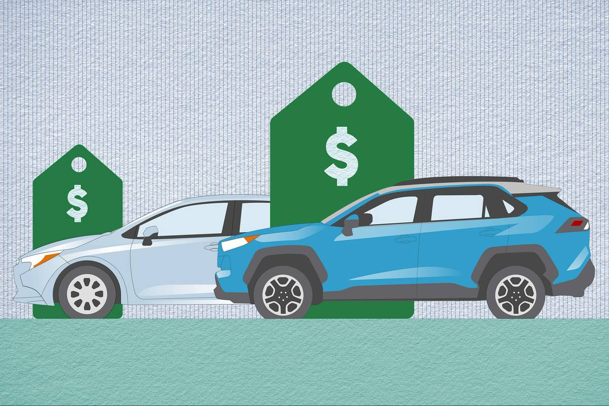 Sedan Vs. SUV: Why Now Is the Time to Buy a Sedan, Not an SUV