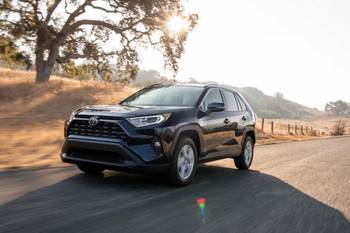 How Do Car Seats Fit in a 2021 Toyota RAV4 Hybrid?