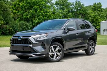 2021 Toyota RAV4 Prime Plug-In Hybrid Review: Efficiently Quick, Annoyances Aside