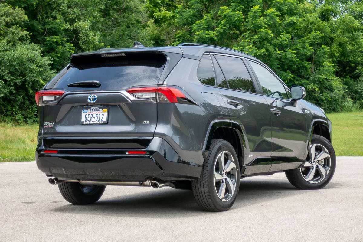 10 Biggest News Stories of the Week: Toyota RAV4 Prime Runs Over 4Runner