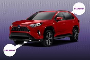 How Many Miles of EV Range Can We Get in the 2021 Toyota RAV4 Prime?