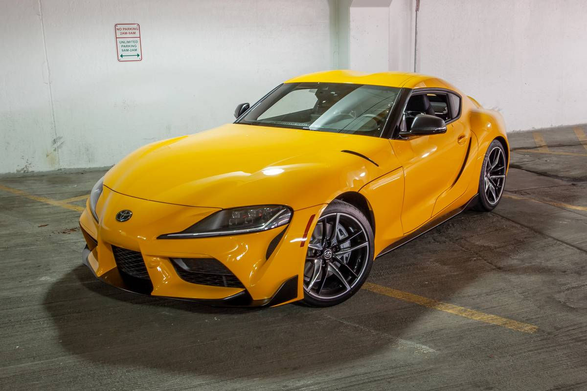 2021 Toyota Supra Review: More, and Less, Power Make Up Sophomore Changes