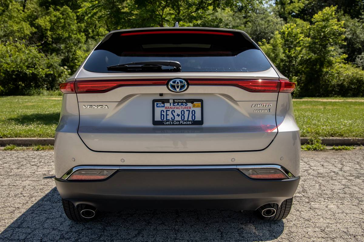 2021 Toyota Venza 7 Things We Like And 5 Not So Much News Cars Com