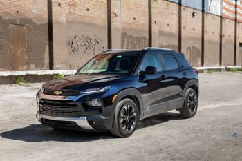 2021 Chevrolet Trailblazer Review: Hitting the Sweet Spot