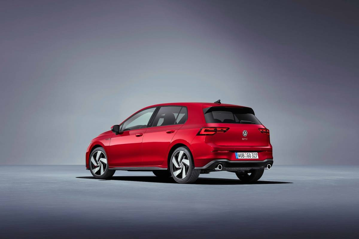 Next Gen Volkswagen Golf Gti Will Arrive In U S As 2022 Model News Cars Com