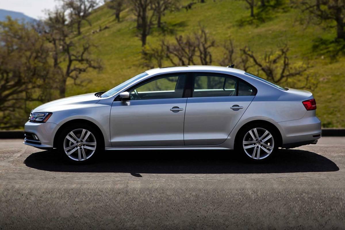 218,000 Volkswagen Jettas Recalled for Possible Fuel Leak