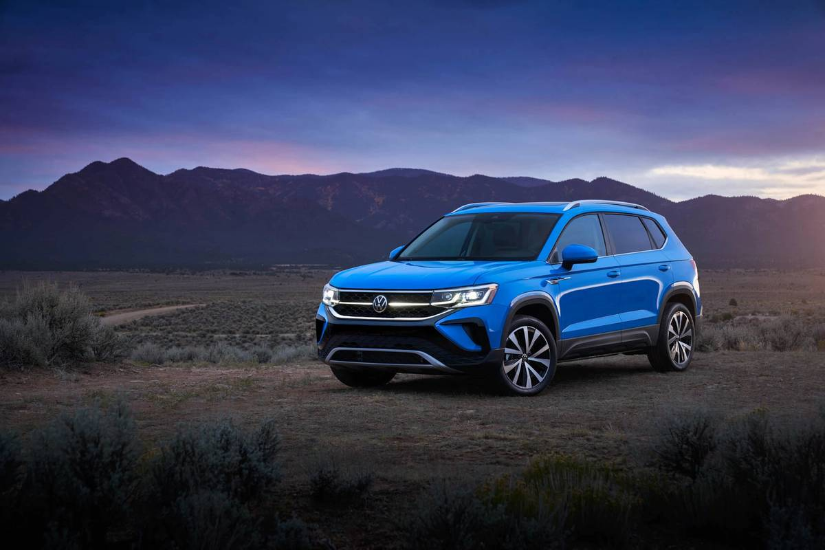 Taos Party: Volkswagen Welcomes Fourth Guest to Its 2022 ...