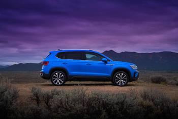 2022 Volkswagen Taos: Frugal Fuel Economy