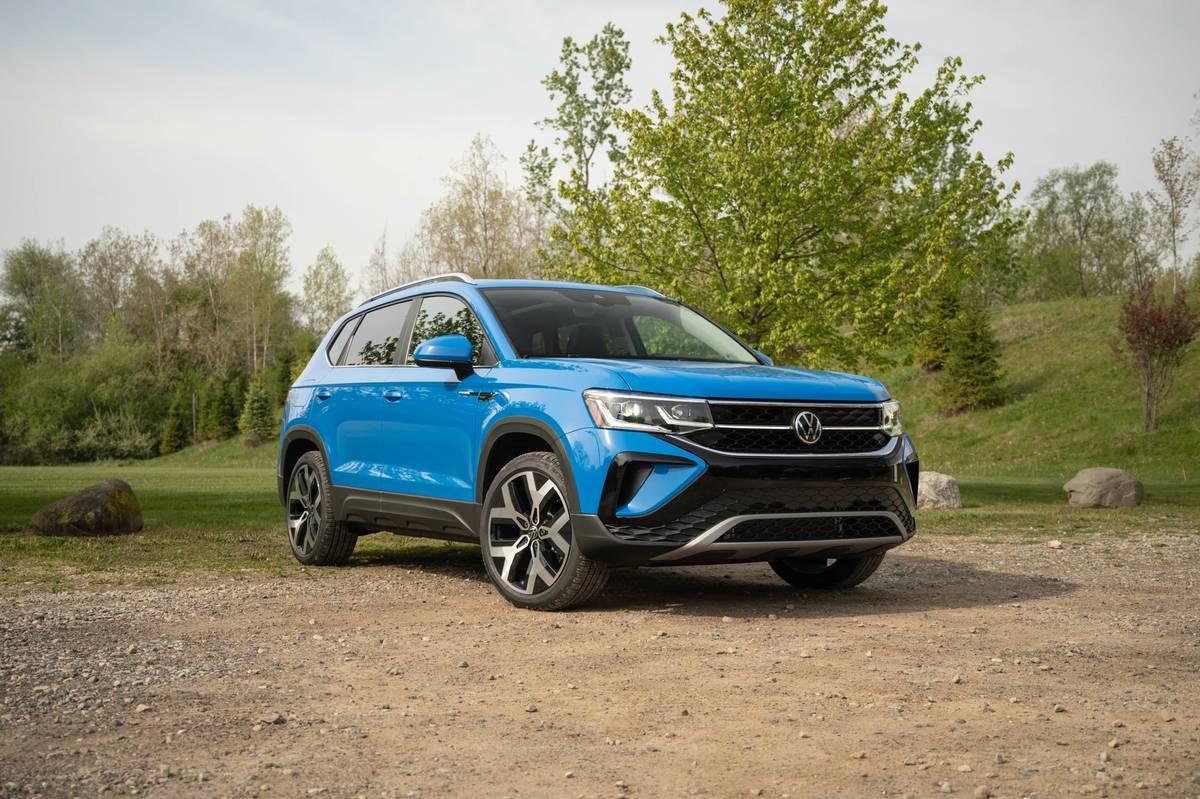 2022 Volkswagen Taos SEL AWD