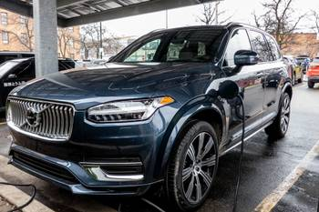 2021 Volvo XC90 Recharge Range: Here's How Far We Went on Electricity Alone