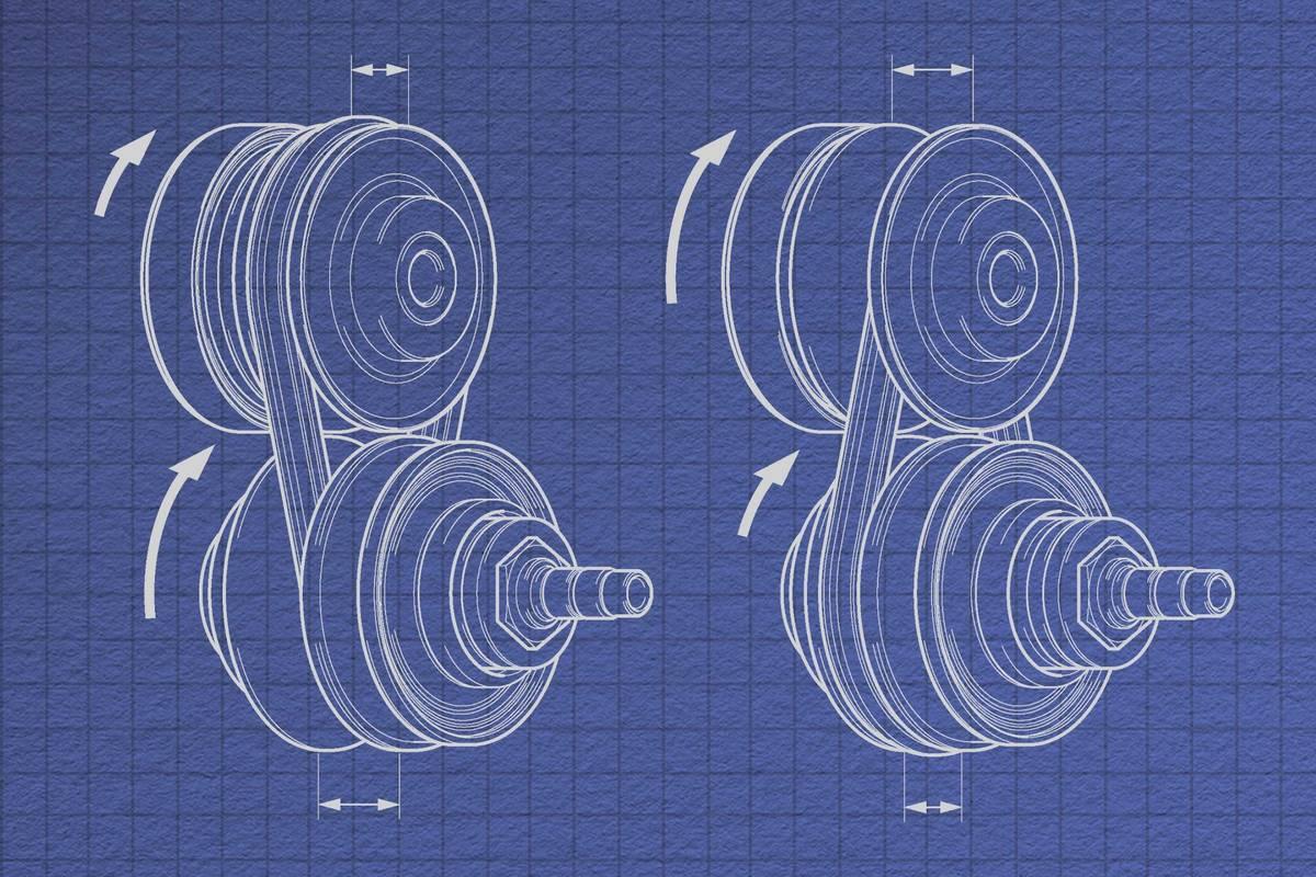 CVT illustration