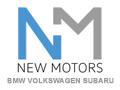 New Motors BMW, Volkswagen, Subaru