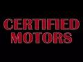 Certified Motors