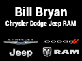 Bill Bryan Chrysler, Dodge, Jeep, RAM
