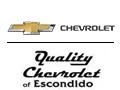 Quality Chevrolet Escondido