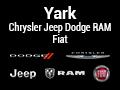 Yark Chrysler Jeep Dodge Ram FIAT
