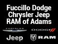 Fuccillo Dodge Chrysler Jeep RAM of Adams