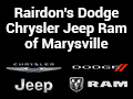 Rairdon's Dodge Chrysler Jeep Ram of Marysville