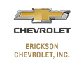 Erickson Chevrolet, Inc.