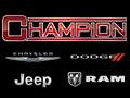 Champion Chrysler Dodge Jeep RAM