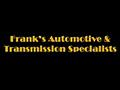 Frank's Automotive Specialists