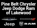 Pine Belt Chrysler Jeep Dodge Ram of Lakewood