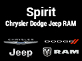 Spirit Chrysler Dodge Jeep RAM
