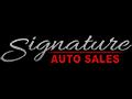 Signature Auto Sales