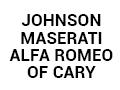 Johnson Maserati Alfa Romeo of Cary