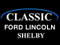 Classic Ford Lincoln Shelby