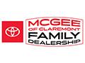 McGee Toyota of Claremont