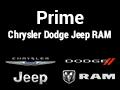 Prime Chrysler Dodge Jeep RAM