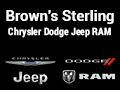 Brown's Sterling Chrysler Dodge Jeep Ram