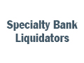 Specialty Bank Liquidators