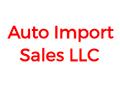 Auto Import Sales