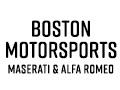 Boston Motorsports Maserati and Alfa Romeo