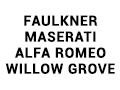 Faulkner Maserati Alfa Romeo Willow Grove