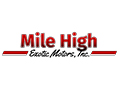 Mile High Exotic Motors