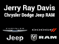 Jerry Ray Davis Chrysler Dodge Jeep Ram