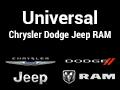 Universal Chrysler Dodge Jeep Ram